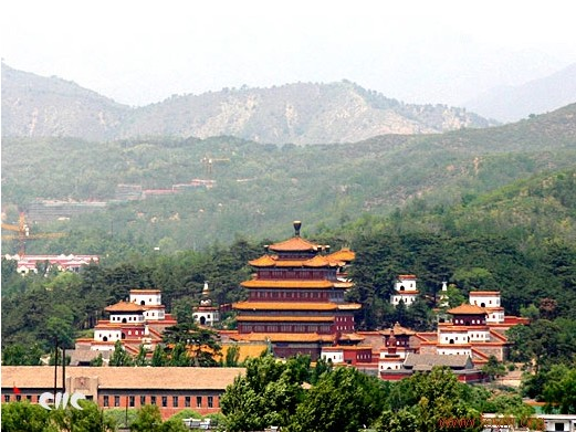The Mountain Resort and its Outlying Temples in Chengde