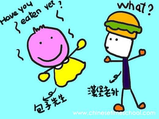 Different Ways To Say Good Morning In Chinese : Greeting in chinese practical time