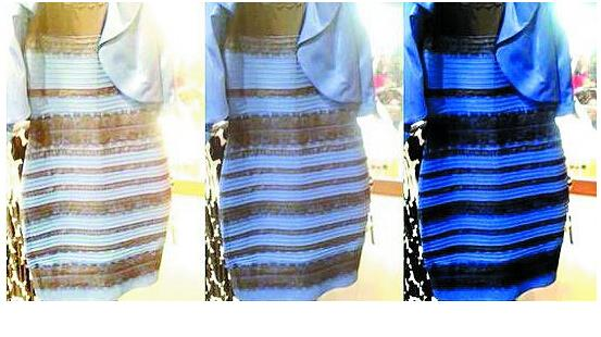 News what color is the dress