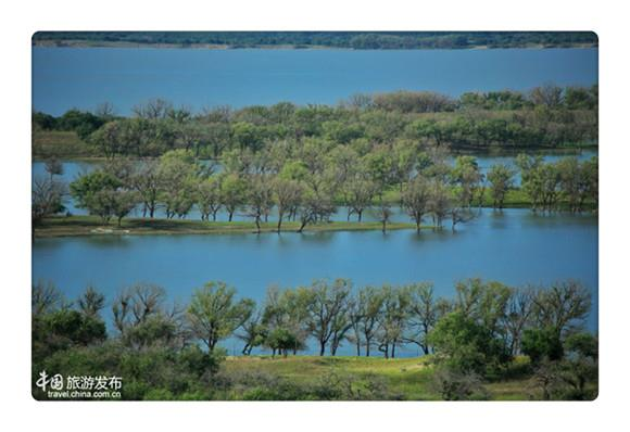 Scenery Of Xianghai National Nature Reserve Jilin Province Hot