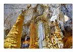Amazing scenery of Xinglong Cave in Chengde