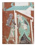 Love stories depicted on Dunhuang murals