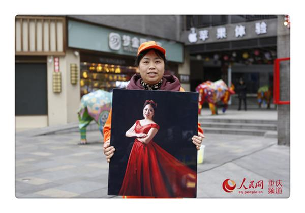 Chongqing sanitation workers get moment in spotlight